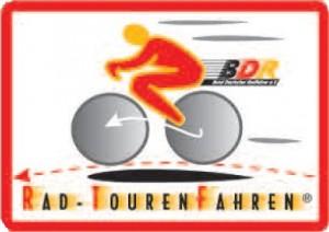 Logo Rad-Touren Fahren im BDR